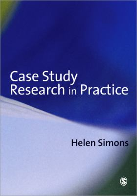 Book jacket for Case Study Research in Practice
