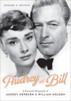 Audrey and Bill by Edward Epstein