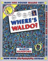 Cover art for Where's Waldo
