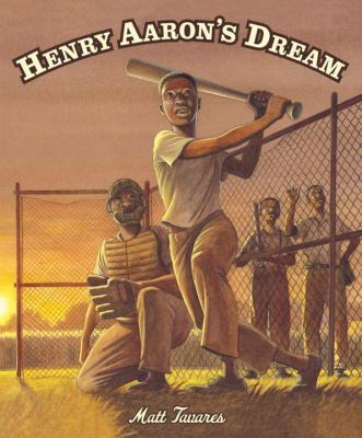 Cover image for Henry Aaron's dream