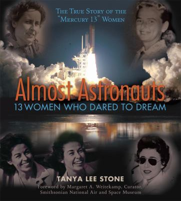Cover image for Almost astronauts
