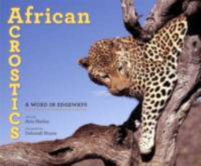 Cover image for African acrostics