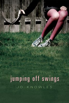 Cover image for Jumping off swings 