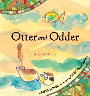 Cover image for Otter and odder
