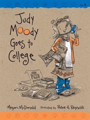 cover photo: Judy Moody Goes to College