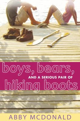 Details about Boys, bears, and a serious pair of hiking boots