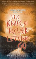 Cover art for The Kife of Never Letting Go