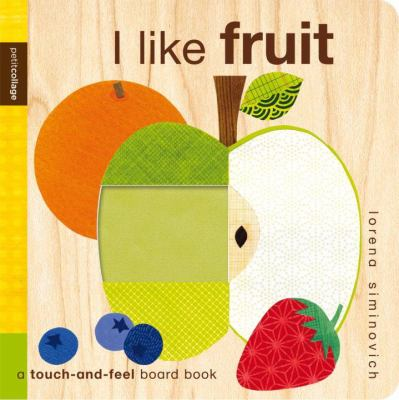 Cover image for I like fruit