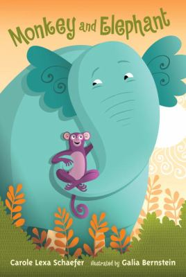 Cover image for Monkey and Elephant