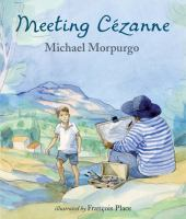 Cover art for Meeting Cezanne