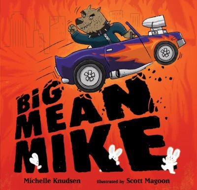 Cover image for Big Mean Mike