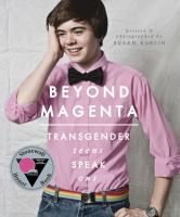 Cover art for Beyond Magenta