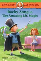 Cover art for Rocky Zang in The Amazing Mr. Magic