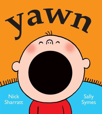 Cover image for Yawn