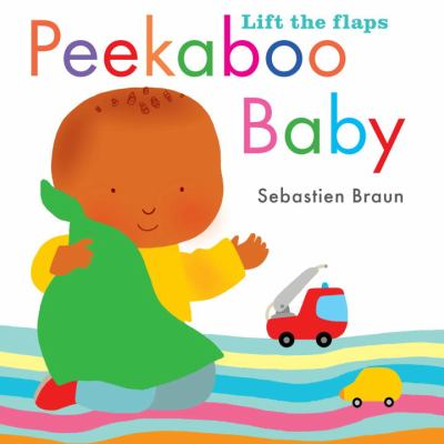 Cover image for Peekaboo baby