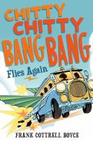 Chitty Chitty Bang Bang Flies Again book cover
