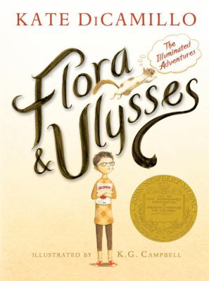 Details about Flora & Ulysses : the illuminated adventures