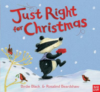 Cover image for Just right for Christmas 