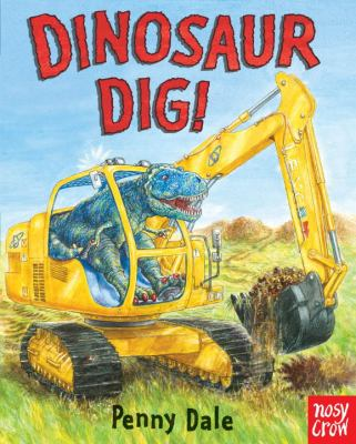 Cover image for Dinosaur dig