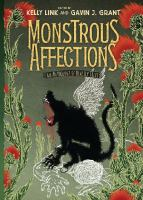 Cover art for Monstrous Affections
