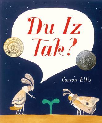 Cover Art for Du Iz Tak?