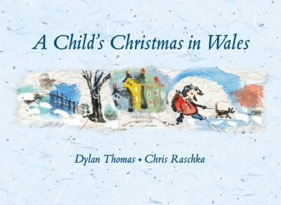 cover of A Child's Christmas in Wales