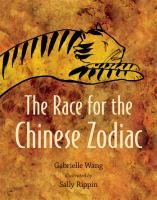 Cover art for The Race for the Chinese Zodiac