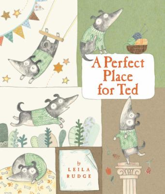 cover of A Perfect Place for Ted