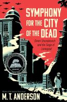 Cover art for Symphony for the City of the Dead