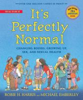 Cover art for It's Perfectly Normal