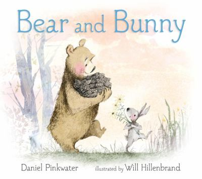 cover of Bear and Bunny