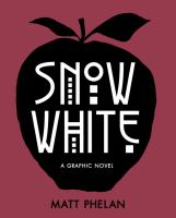 Cover art for Snow White
