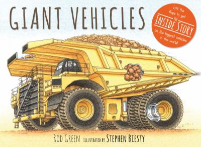 cover of Giant Vehicles