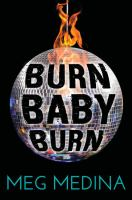 Cover art for Burn Baby Burn