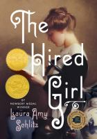 Cover art for The Hired Girl