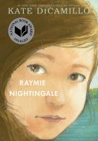Cover art for Raymie Nightingale