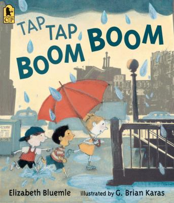 Cover image for Tap tap boom boom