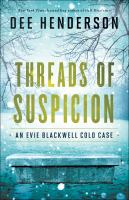 Cover art for Threads of Suspicion
