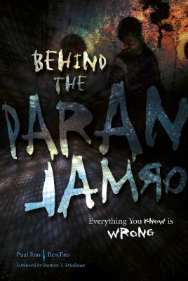 Behind the Paranormal cover