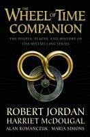Book cover of The Wheel of Time Companion