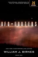 Cover art for UFO Hunters