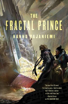 Cover image for The Fractal Prince 