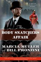 Cover of The Body Snatchers Affair