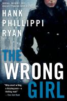 Book cover: The Wrong Girl