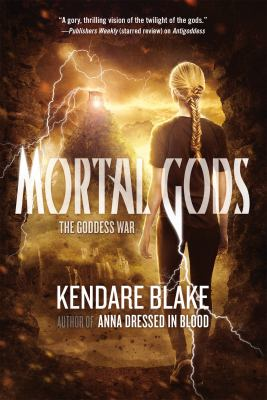 cover of Mortal Gods