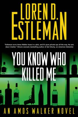 cover of You Know Who Killed Me