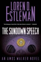 Cover art for The Sundown Speech