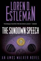 Cover art for The Sundown Speech