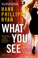 Cover of What You See