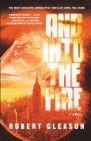 Cover art for And Into the Fire